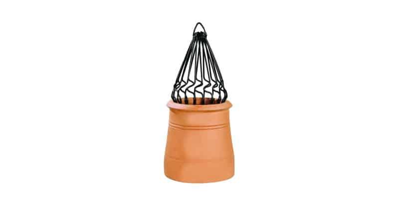 Chimney Guard Bird Deterrent - Pest Solutions - Bird Control Glasgow