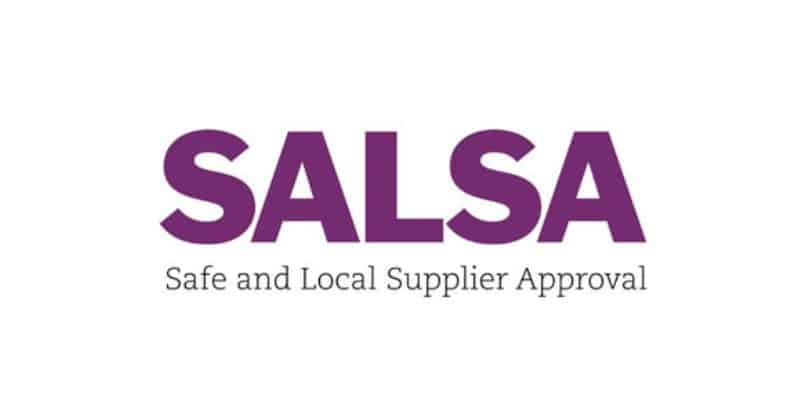 SALSA Approved Suppliers Standard - Pest Control